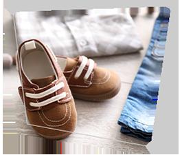 Abbigliamento e calzature bimbi a Castelnuovo Rangone e Montale