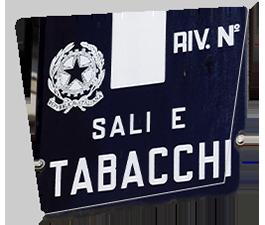 tabacchi a Castelnuovo Rangone e Montale - Compra da noi